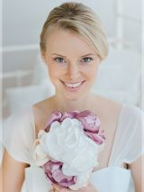 bridal Bouquet Vintage Pfingstrose